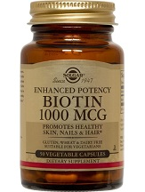 Solgar Enhanced Potency Biotin Review